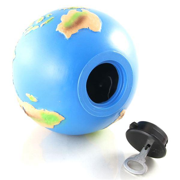 Spardose Globus Welt, 48900, 12 cm