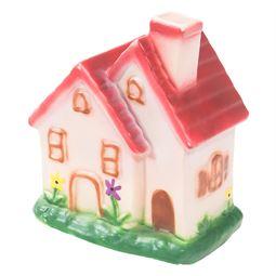 Spardose Haus, HMF 48919, 14 x 16,5 x 10 cm