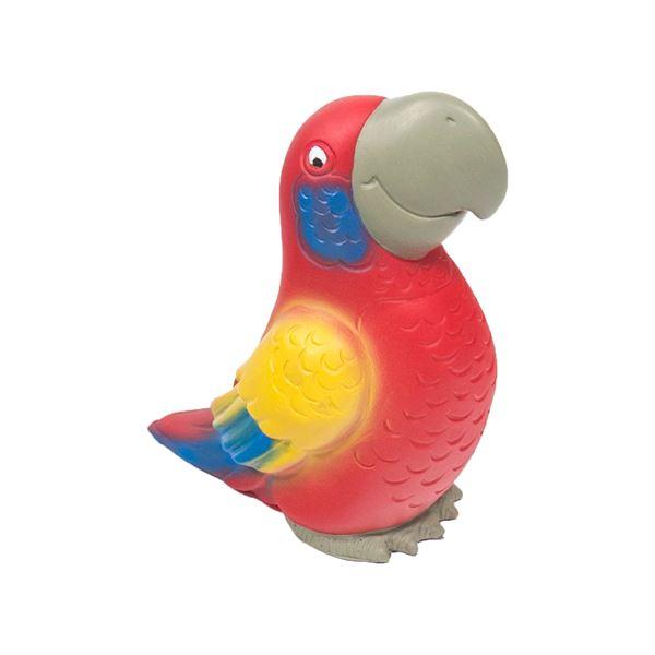 Spardose Papagei, HMF 48925, 8,2 x 15,5 x 13,5 cm
