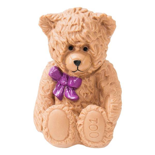 Spardose Teddy, HMF 48918, 11,5 x 17 x 11,5 cm