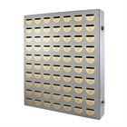 Sparschrank 70 Sparfächer, HMF 10570-09, 44 x 39 x 7 cm, silber
