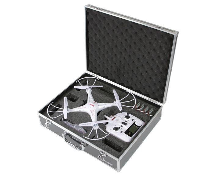 Syma X5C X5SC Transportkoffer für RC Drohne HMF 183012-02, 42,5 x 11,5 x 33,5 cm