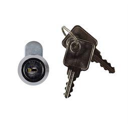 HMF Zylinderschloss 58012 für Geldkassetten